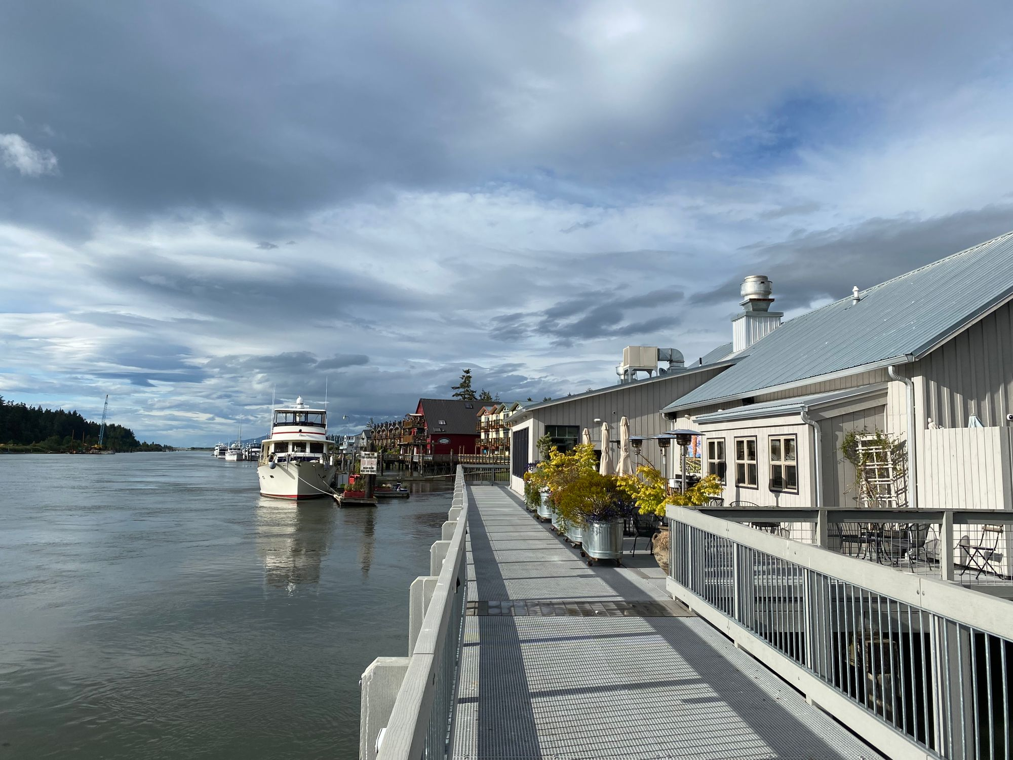 The Waterfront in La Conner