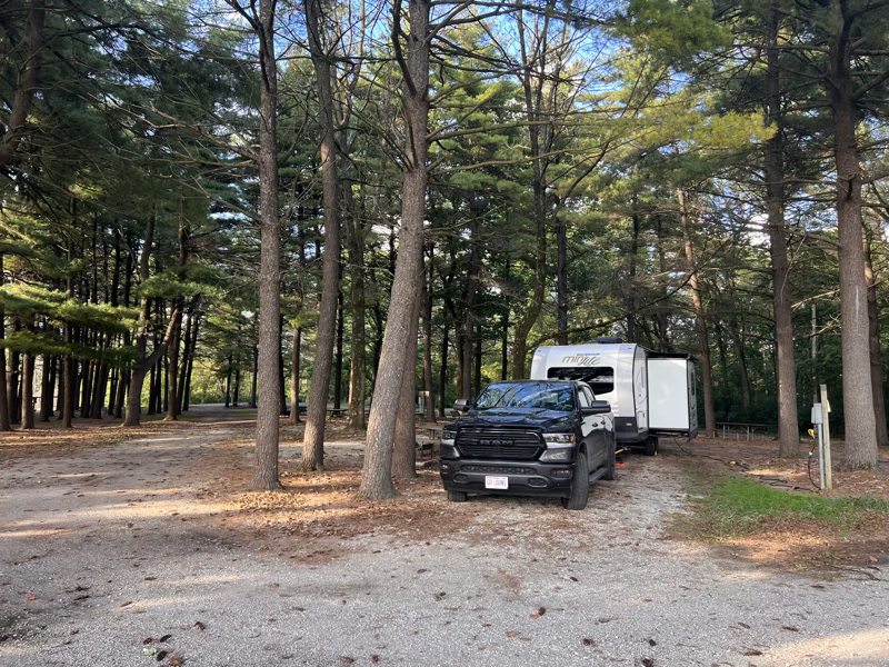 Lonely Campground